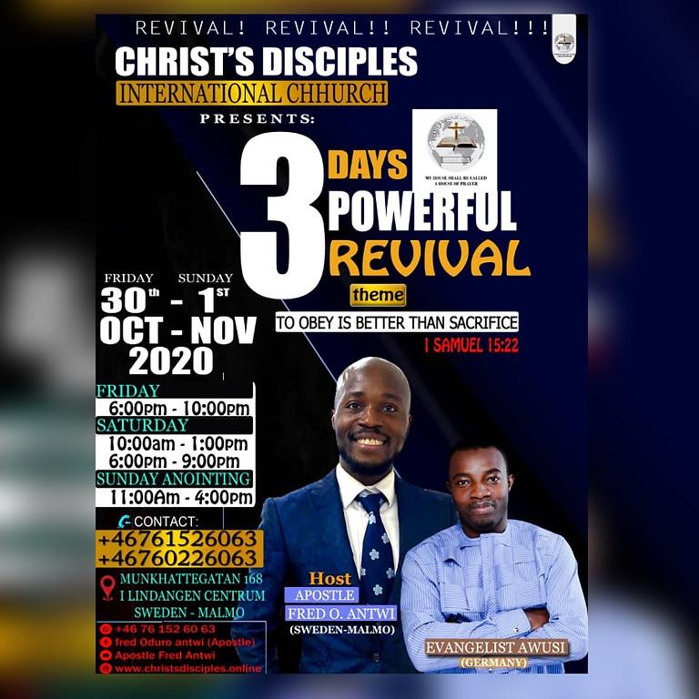 Revival Revival Revival