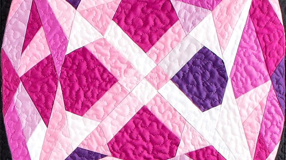 Pattern - October - Pink Tourmaline