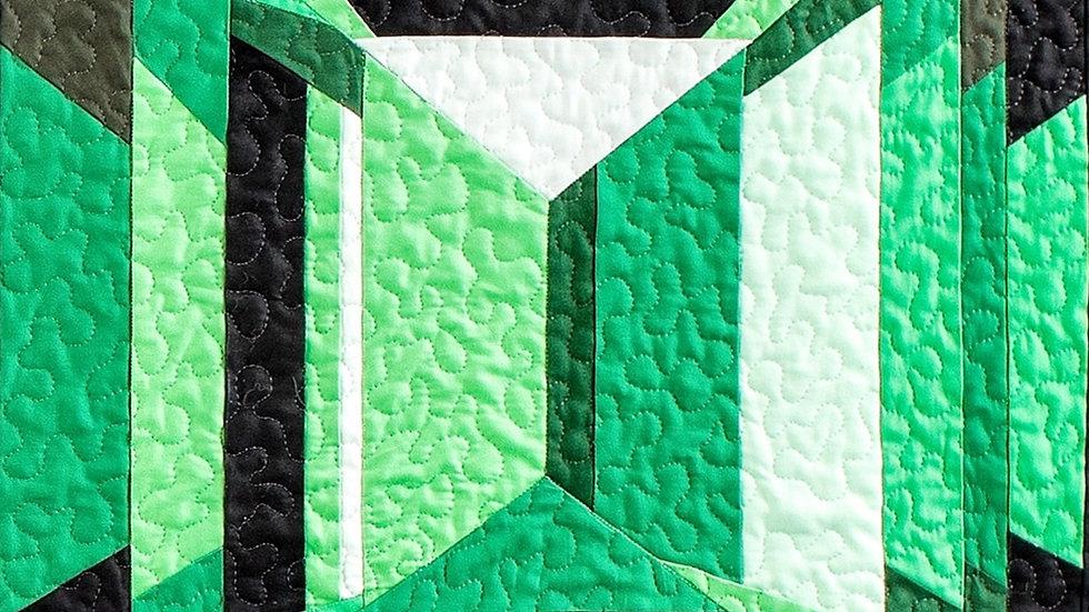 Pattern - May - Emerald