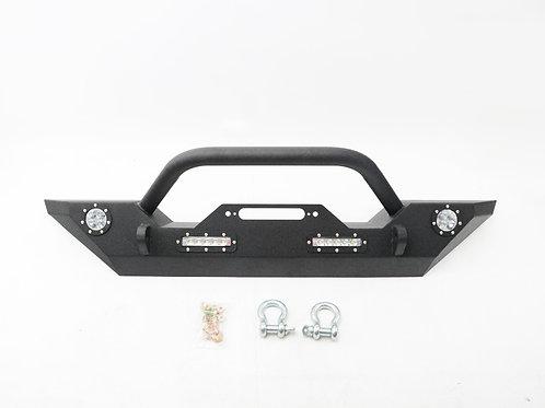 Spit Fighter Front Bumper - Jeep Wrangler JK/JKU