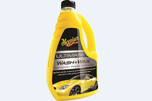MEGUIARS ULTIMATE WASH & WAX 1.4L