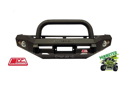 MCC Rocker 078-01 Single Loop Winch Bar for Nissan Navara D40 2006 - 2010 Thai B