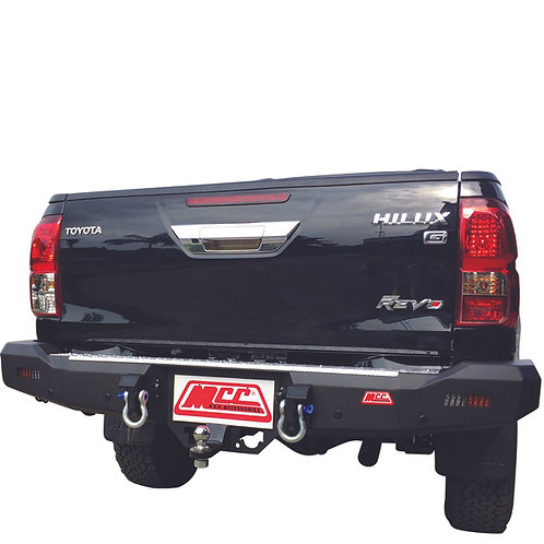 MCC 022-01 Rocker Rear Bar for Mitsubishi Triton 2006 - 2014