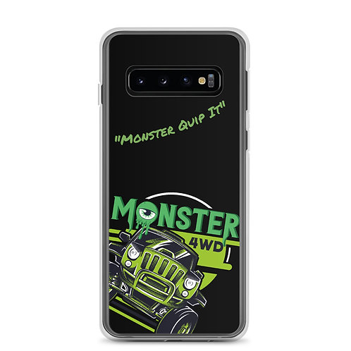 Monster 4wd Samsung Case
