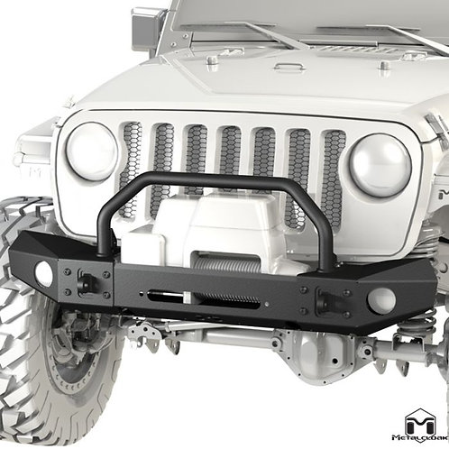 MetalCloak's  Frame-Built Bumper - Jeep Wrangler JL