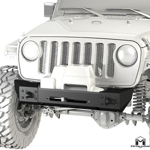 Frame Built Bumper - Jeep Wrangler JK/JK