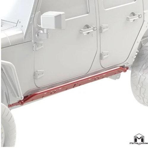 Metalcloak Rocker Rails Jeep Wrangler JK 4-door