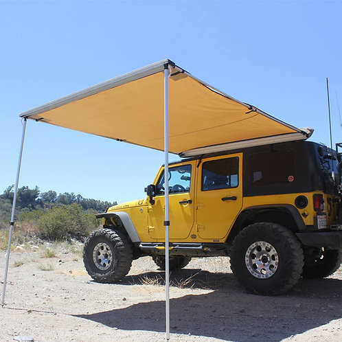 Monster 4wd Industrial Side Awning 2.5mx2.5m