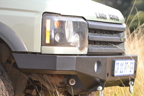 Rock 4x4 Front Bumper - Land Rover Disco 2