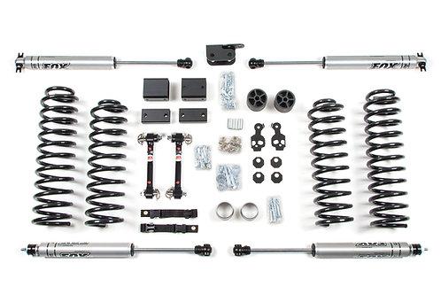 """3"""" Lift Kit for the 2012-17 Jeep Wrangler JK 2 door"""