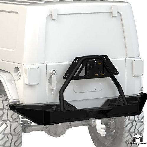 """Metalcloak Rear Bumper """"Full Width"""" - Jeep JK/JK"""