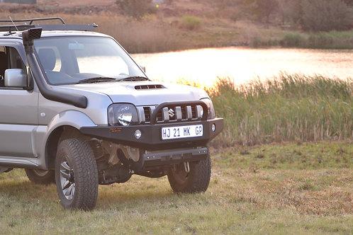Rock 4x4 Front Bumper -Suzuki Jimny 08-18