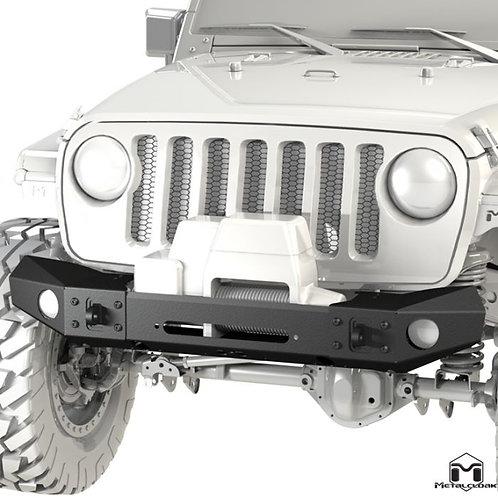 MetalCloak Frame Built Bumper - Jeep JK/JKU