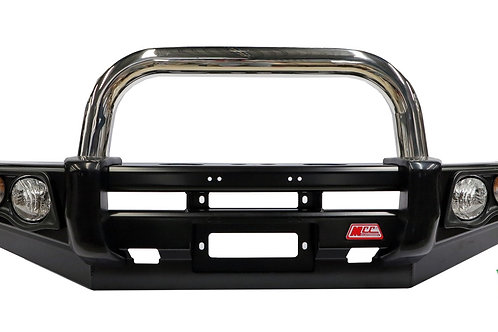 MCC Falcon  Single Loop Winch Bar for Nissan Navara D22
