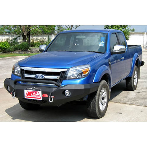 MCC Rocker 078-01 No Loop Winch Bar for Ford Ranger PK 2009 - 2011