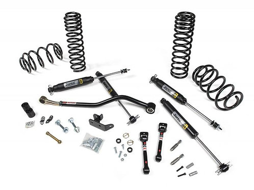 "JSPEC 2"" Suspension System Jeep Wrangler TJ  1997-2006"