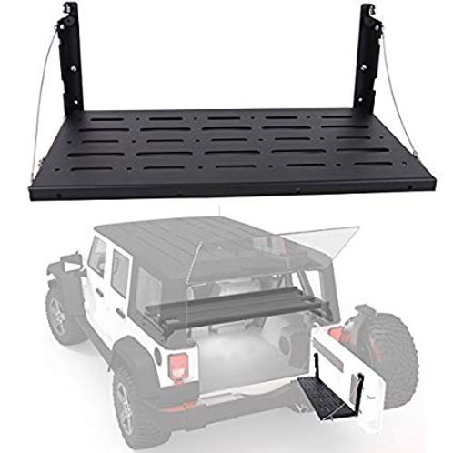 Zombie Recovery Tailgate fold out Table