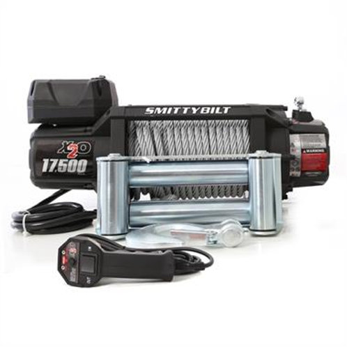 X2O 17.5K GEN2 17500lb Wireless Winch