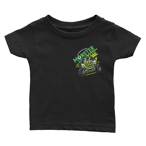 Monster 4wd Infant Tee