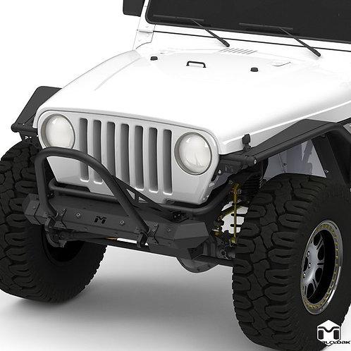 Metalcloak's Frame Built Bumper - Jeep Wrangler TJ/LJ/YJ