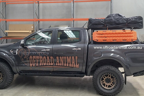 Offroad Animal Tub Rack top extension