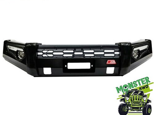 MCC Phoenix 808-01 No Loop Winch Bar for Mitsubishi Pajero 2006 - 2009