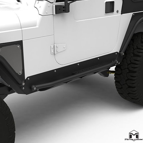 Metalcloak Rocker Rail Jeep Wrangler TJ