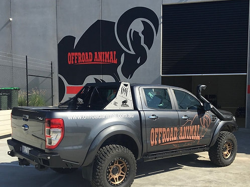 Offroad Animal Chase Rack, Sports Bar, Ford Ranger + Mazda BT50, 2011-2019