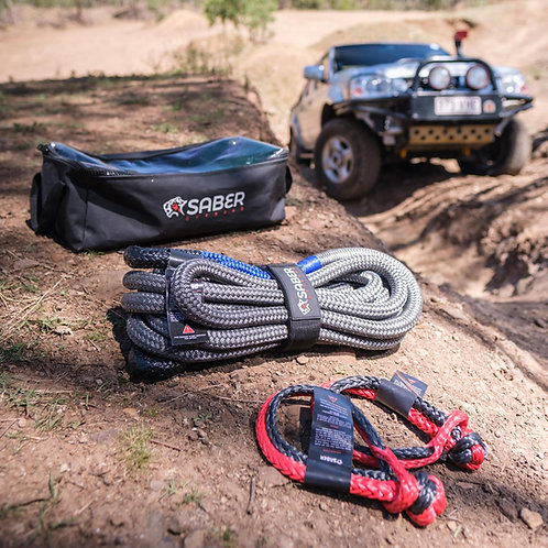 8K Offroad Kinetic Recovery Kit