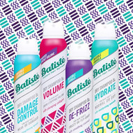 Ta-da! Say aloha to Batiste Damage Control, Volume, De-frizz and Hydrate. Lightweight, invisible and for all hair types. 😍 Exclusive to Boots