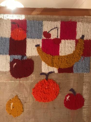 Fruit Board Rug
