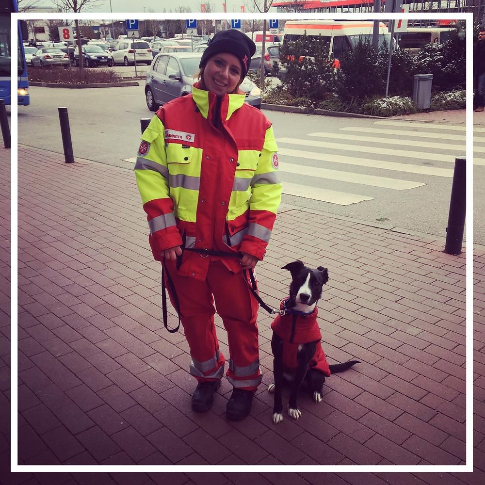 Ein Gastbeitrag von Ella, die Rettungshundestaffel und andere Abenteuer