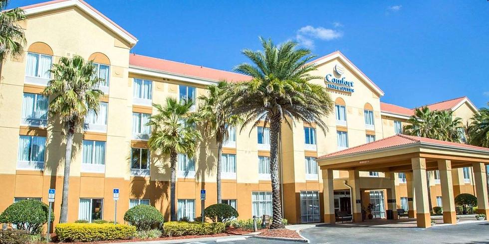 Orlando, FL - Minimum Registrations Met!