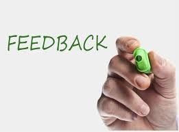 The Benefits of Feedback