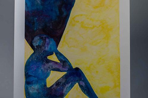 Universe Inside - 8x10 Fine Art Print