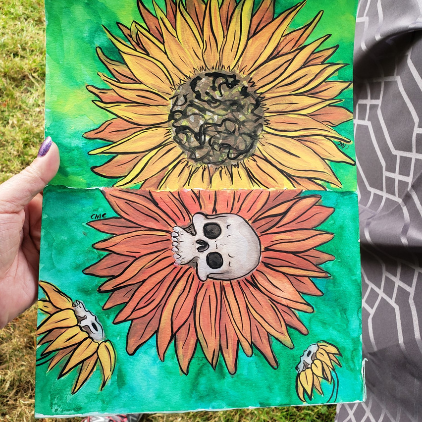 Sunflowers_Small