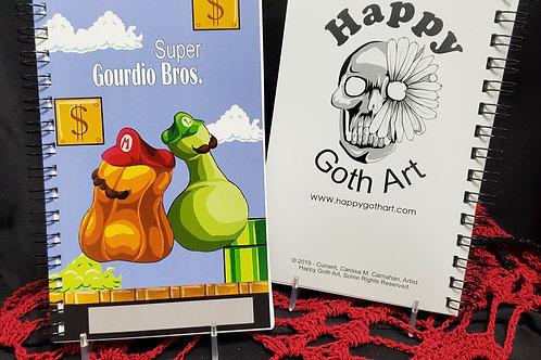 Super Gourdio Bros - Notebook