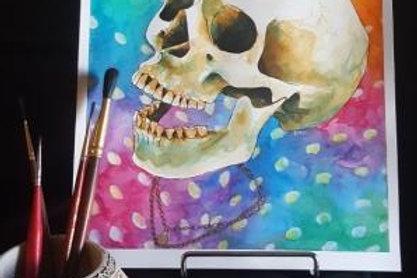 Disco Skull - Original