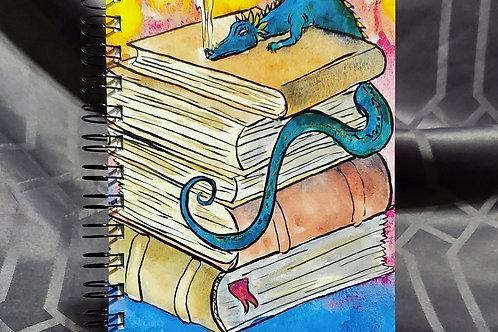 Book Dragon - Notebook
