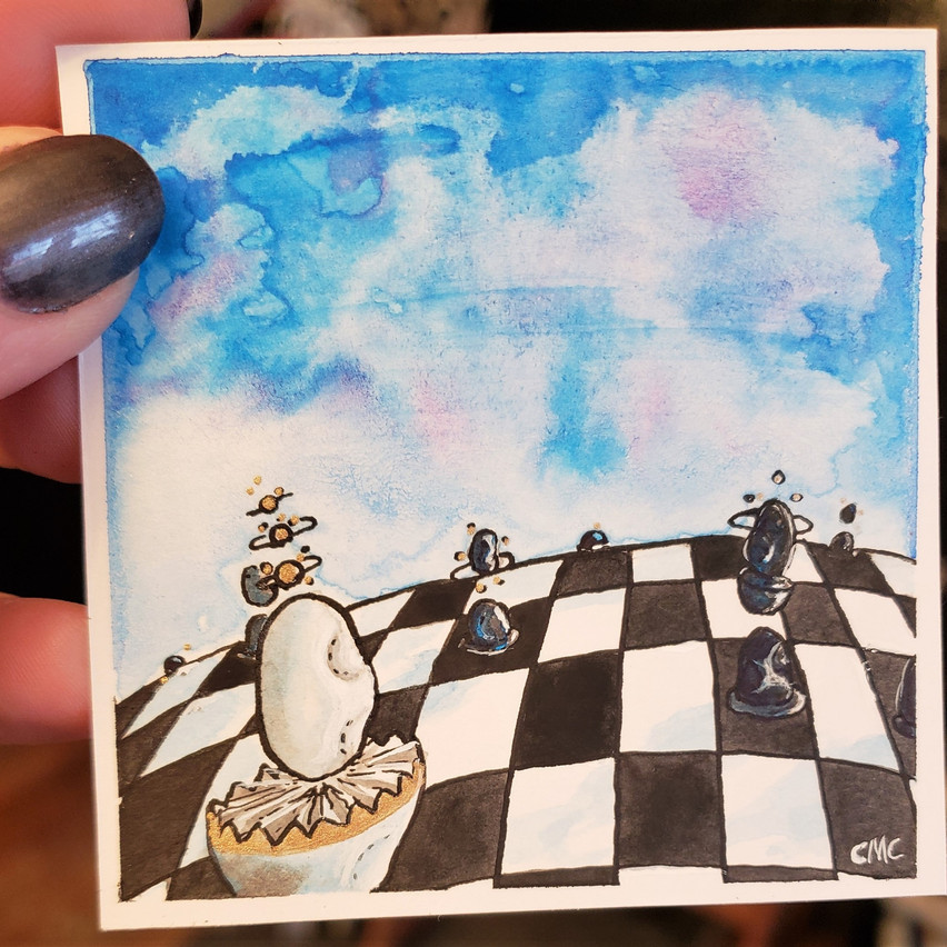 Abstract Chess