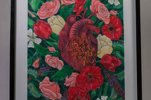 Love Charm - 8x10 Fine Art Print