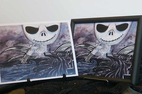 Jack's Gift - 8x10 Laser Print