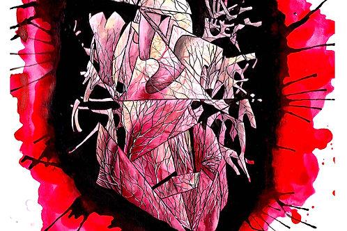 Shattered Heart - Original