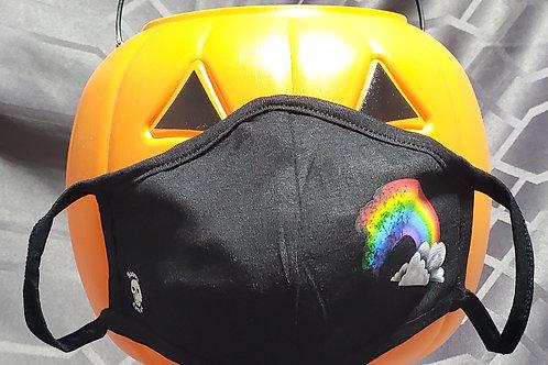 Rainbow w/ Cloud -  2 Layer Mask