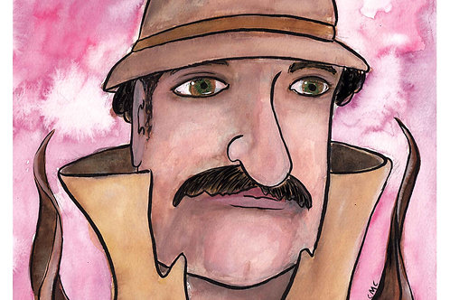 Inspector Clouseau - Fan Art
