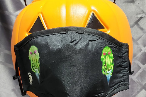 Cthulhu - 3 Layer Mask