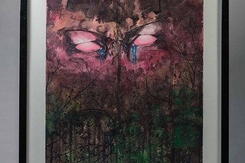 Rage - 8x10 Fine Art Print