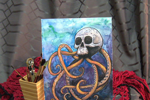 Octo Skull