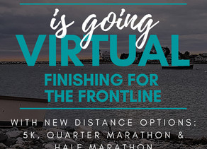 Cornerstone VNA is the 2020 Beneficiary of the Seacoast Half Marathon