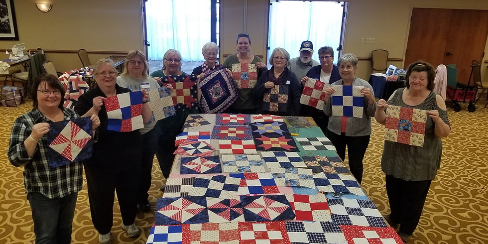 Quilts of Valor National Sew Day